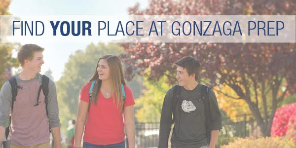 Find your place at Gonzaga prep